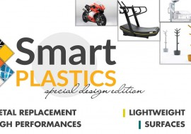 Smart Plastics Forum 18/19 April 2018 - Gold Sponsor