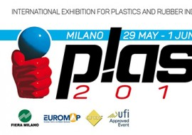 International Trade Fair For Plastic and Rubber 29 May - 01 June 2018 - Visit us at Hall 11/A37